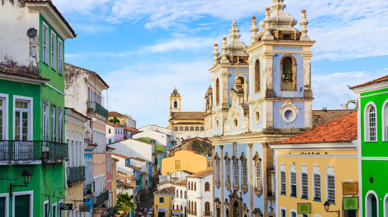 Salvador, Bahia | © Thiago Leite/Shutterstock