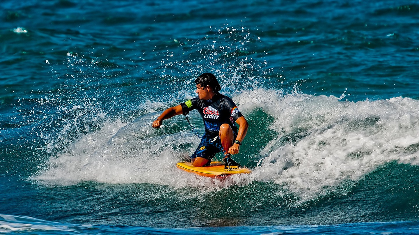 Surfing in Puerto Rico | © Ricardo Mangual/ Flickr