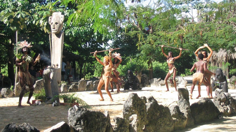 Taíno reenactment show | © Christian Cordova / Flickr