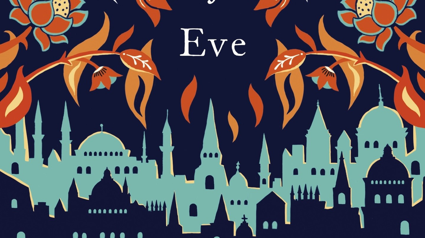 From the cover of 'Three Daughters of Eve' | Courtesy of Viking Press
