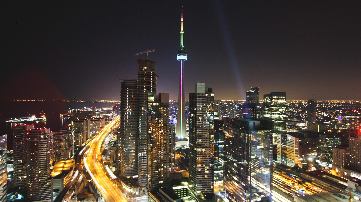 Toronto Skyline | © allen /  Flickr