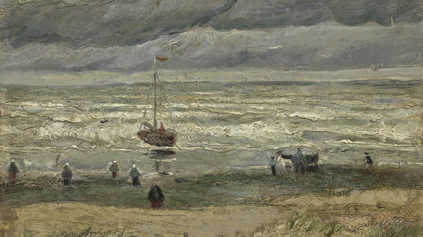 Vincent van Gogh: View of the Sea at Scheveningen, 1882 | © Van Gogh Museum, Amsterdam