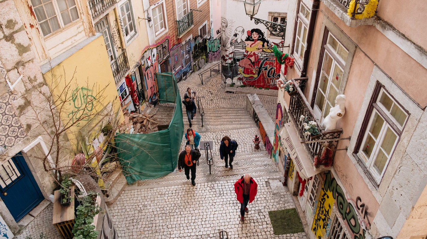 Lisbon will leave a lasting impression, even if you only have 48 hours to explore it