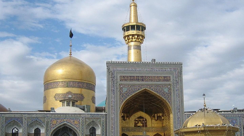Imam Reza Shrine | © IA adapted from Iahsan / Wikimedia Commons