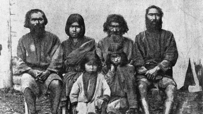 Ainu people   Uncredited photographer / Wikimedia Commons
