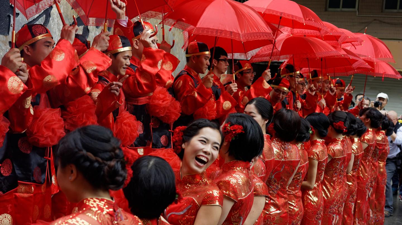 Chinese Folk Wedding |©llee_wu/Flickr