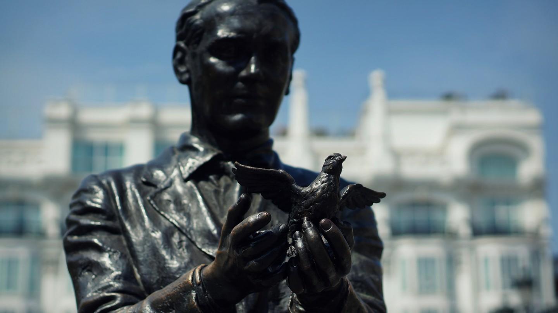 Federico Garcia Lorca   © Guillaume Flament/Flickr