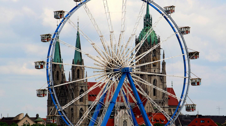 Frühlingsfest in Munich | © spatz_2011 / Flickr