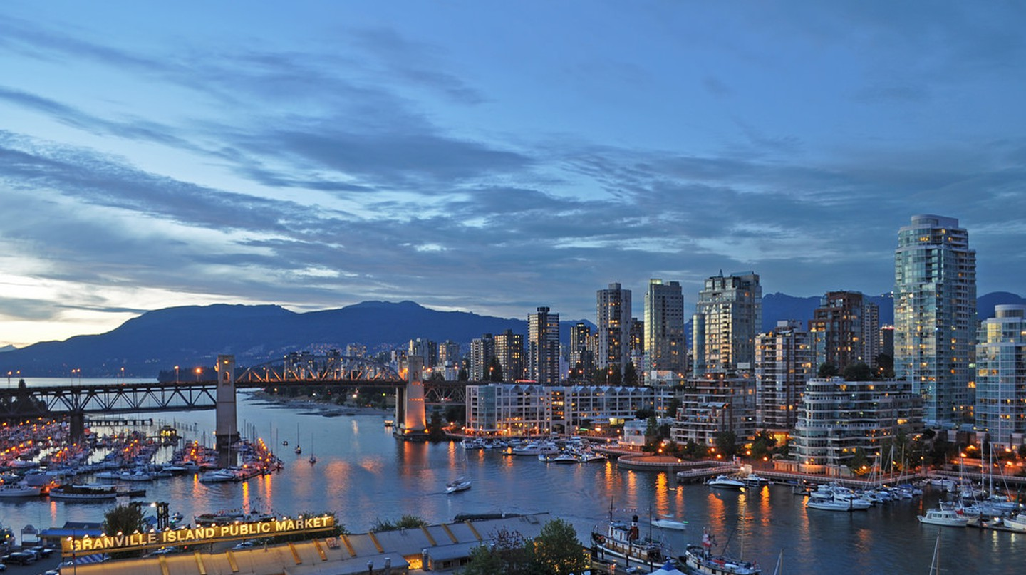 Vancouver, British Columbia | © Harshil Shah / Flickr