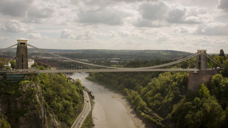 Bristol Suspension Bridge/ ©Robbert Heiligers|Flickr