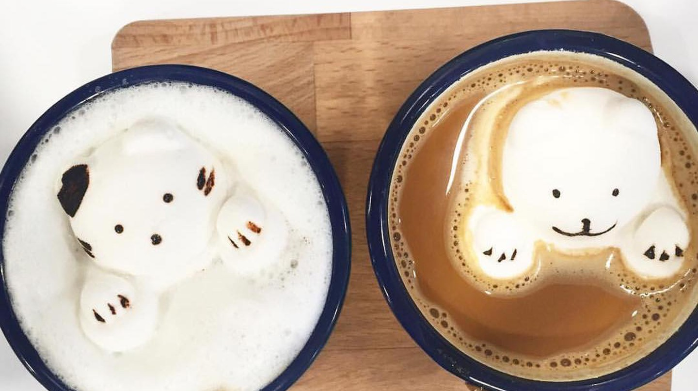A Hello Kitty Latte has Come to Melbourne, Because Why Not?