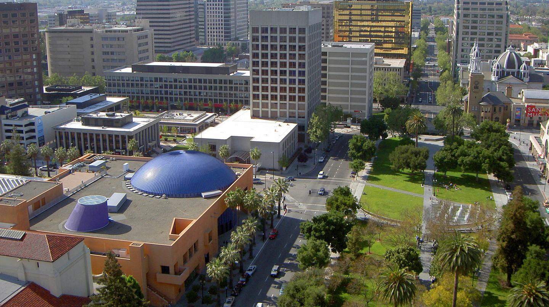 Downtown San Jose South Market St   © XAtsukex /   WikiCommons