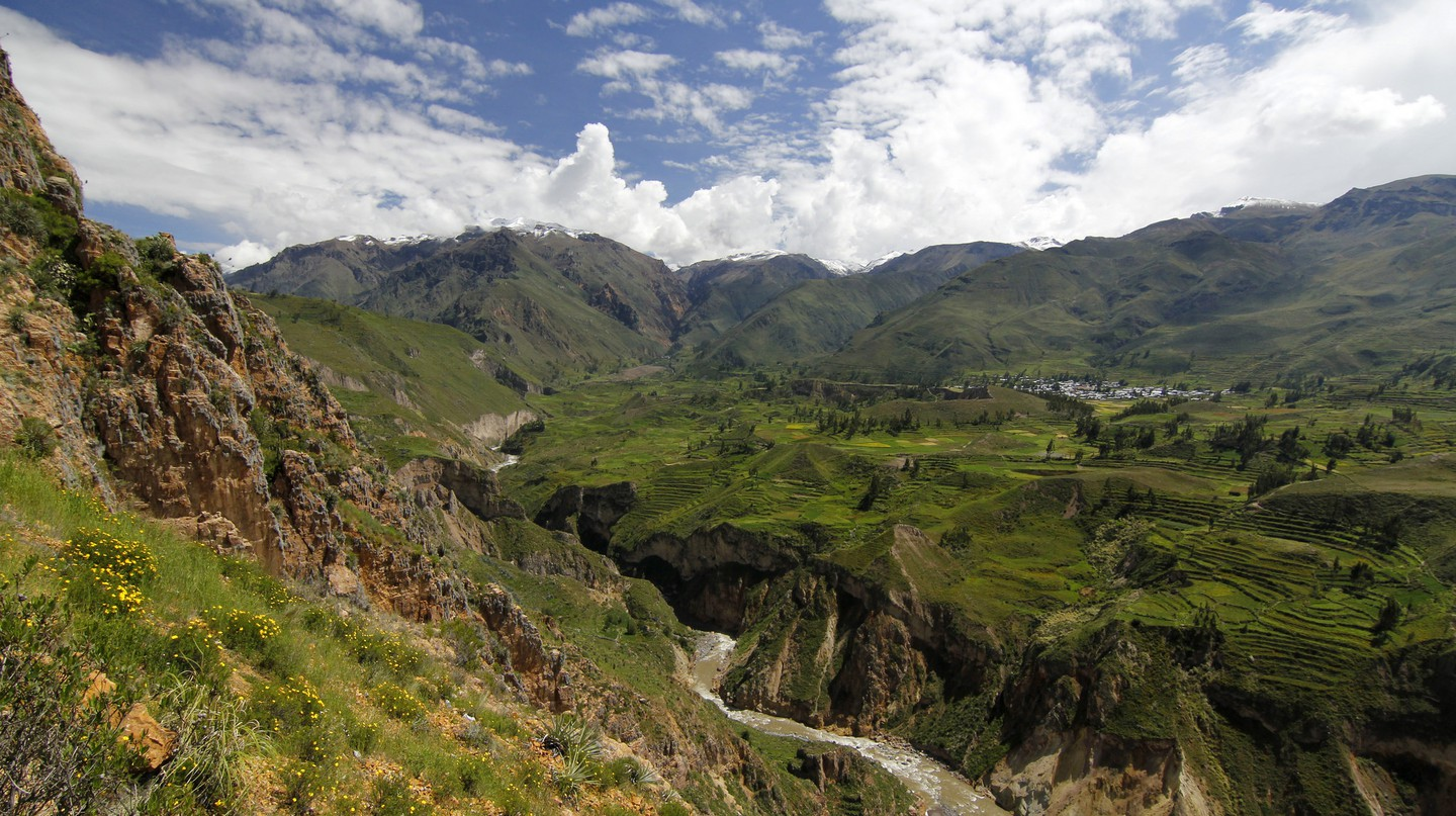 Colca Valley|©Descubriendoelmundo/Flickr