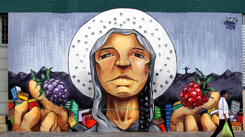 Art in Cochamamba | © proyecto mARTadero/Flickr