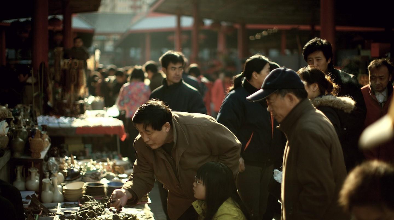 At a Beijing flea market | © Lyle Vincent/Flickr