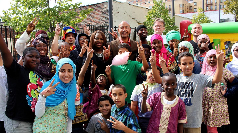 Muslim School Holiday | ©Ruben Diaz Jr. / Flickr