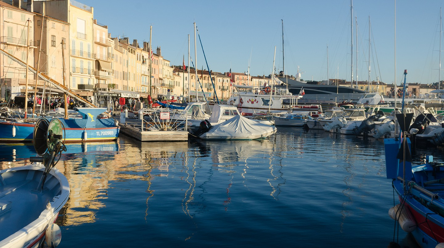 Saint Tropez has lots of hidden gems, away from the beaches and usual bars | © Xiquinho Silva/Flickr