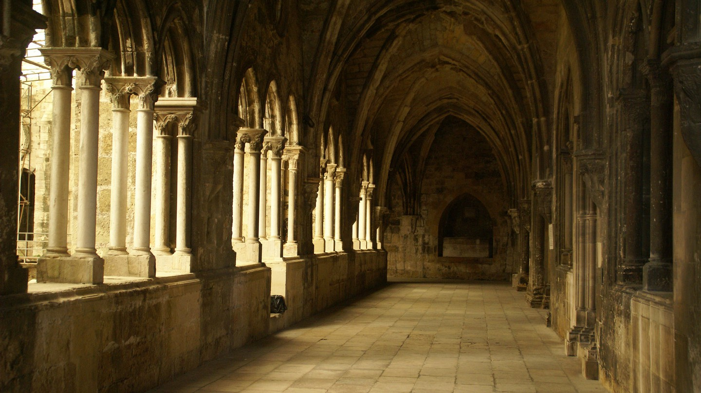 Cloister, Sé, Lisboa | © David Baron/Flickr