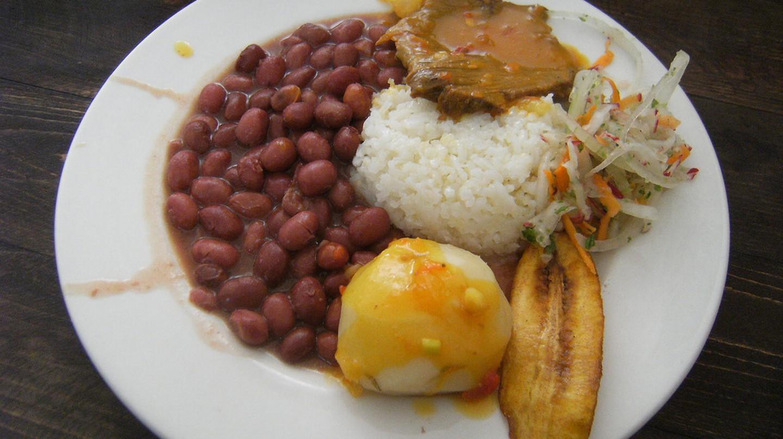 Colombian Menu del Dia