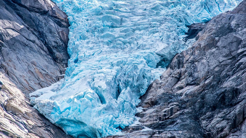 Glacier at Briksdal | © Reflection Photographers / Flickr