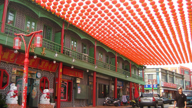 Incheon's Chinatown | © David Woo / Flickr