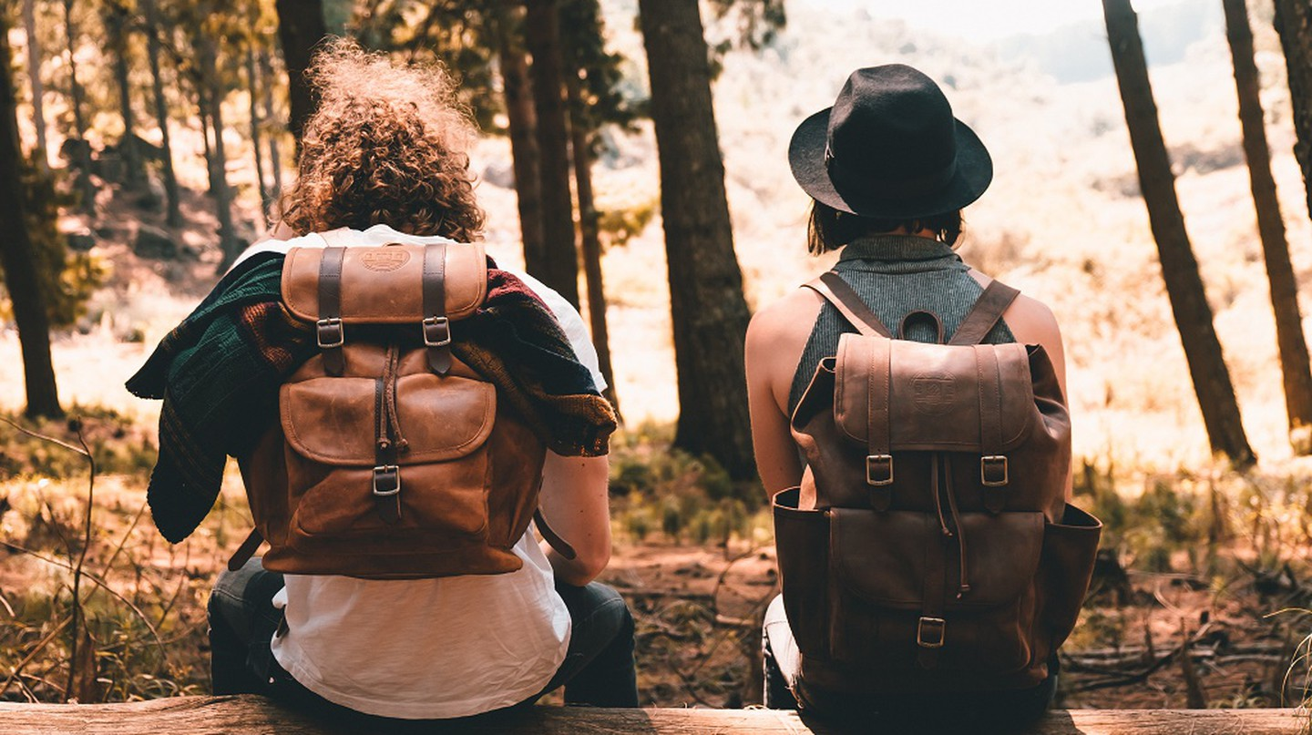 Leather backpacks | © Courtesy of Freedom of Movement
