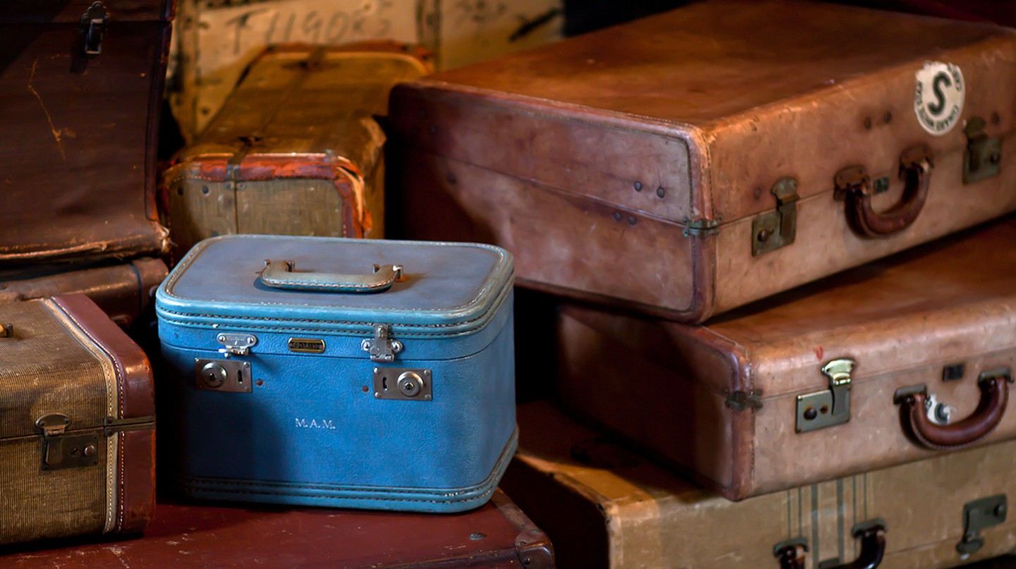 Vintage cases I © Drew Coffman/Flickr