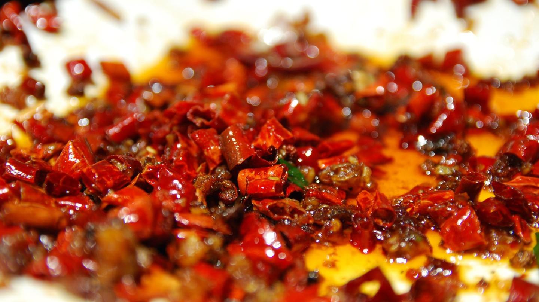 Sichuan Chilies | © Alpha/Flickr