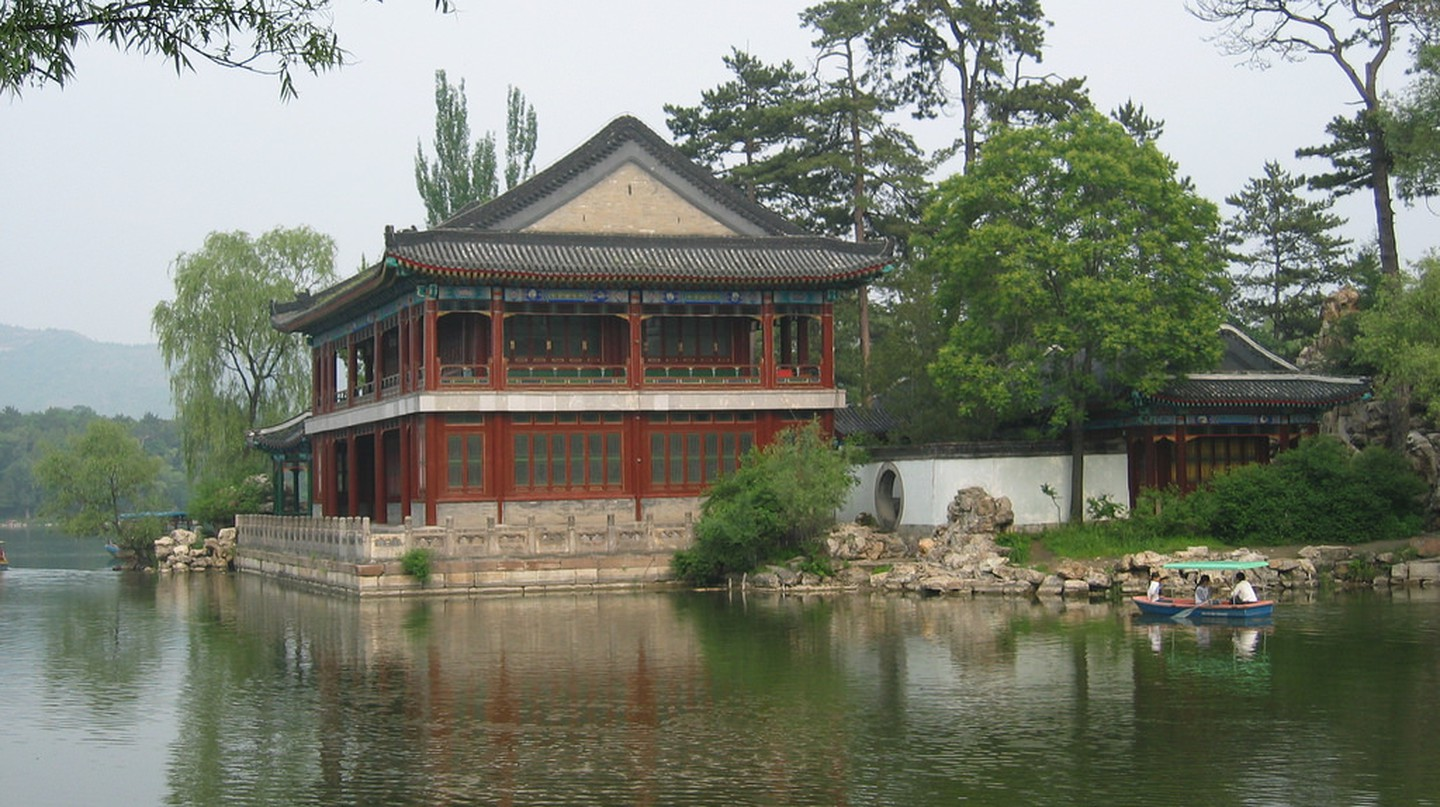Imperial Garden, Chengde © NH53/Flickr