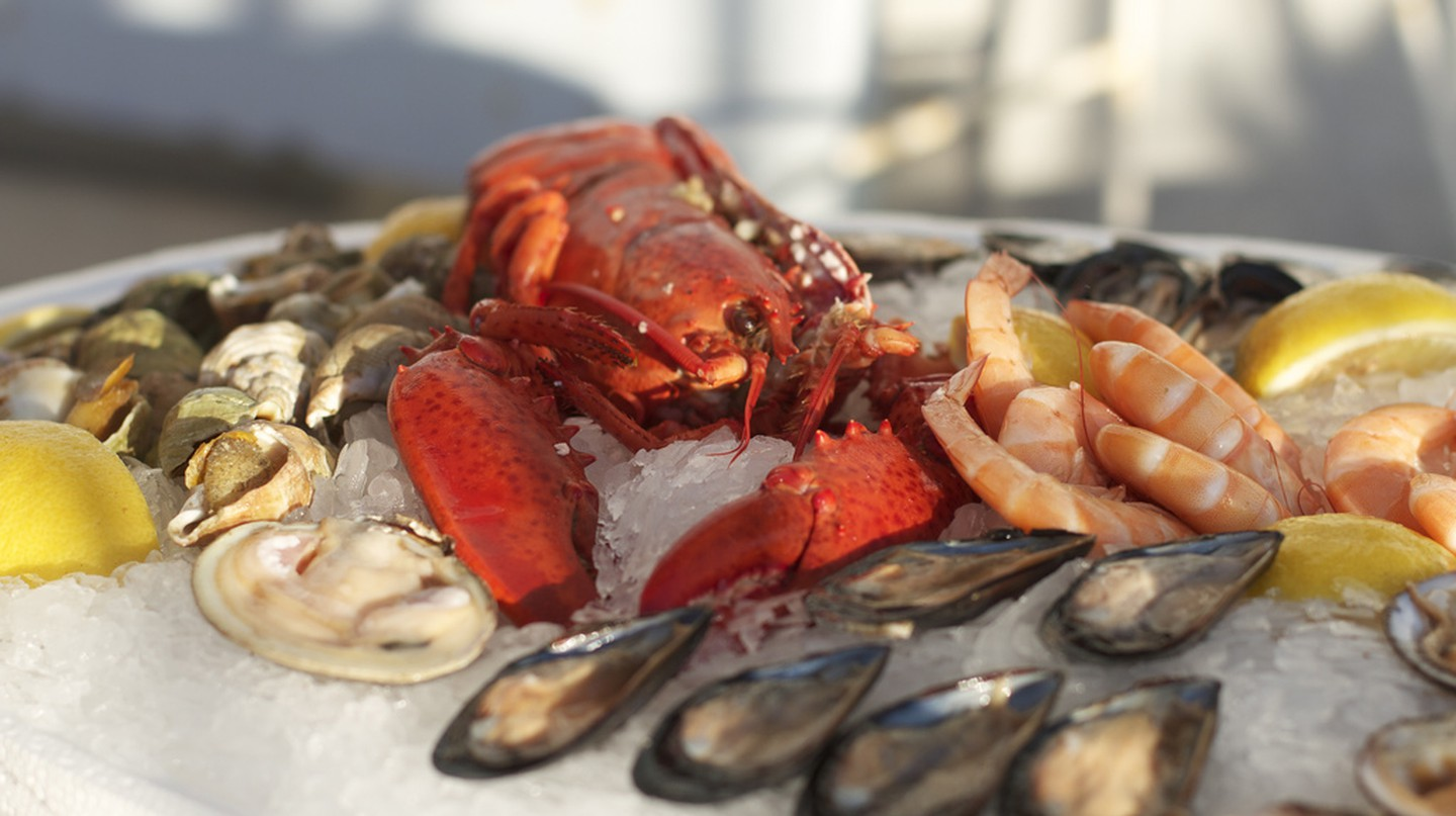 Provence has many amazing seafood restaurants | © Rob Taylor/Flickr