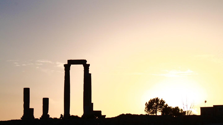 Roman Citadel © Khaled Sharif / Flickr