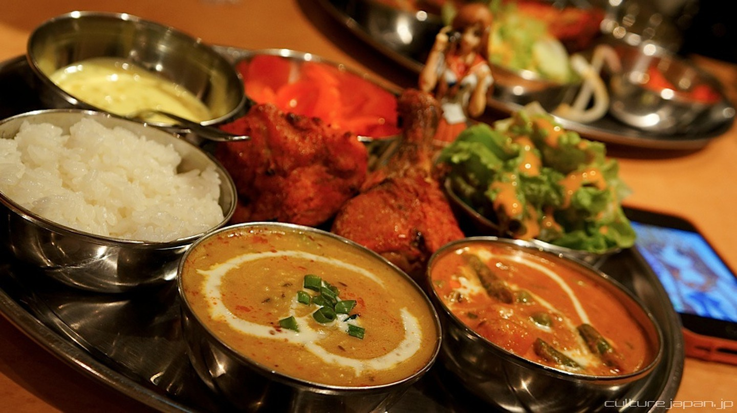 Indian style cooking in Tokyo | Danny Choo/Flickr