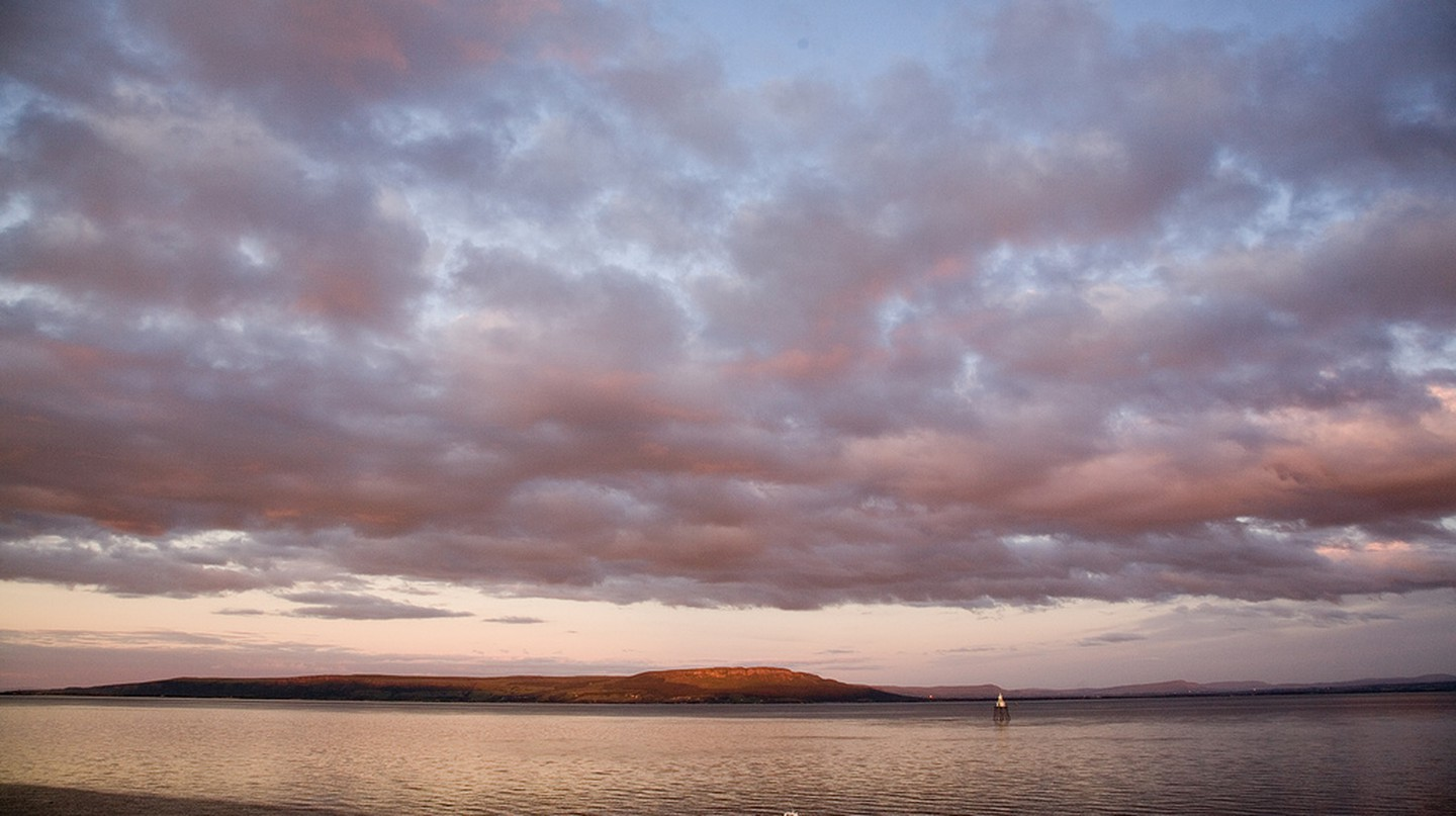 Lough Foyle | © Greg Clarke/ Flickr