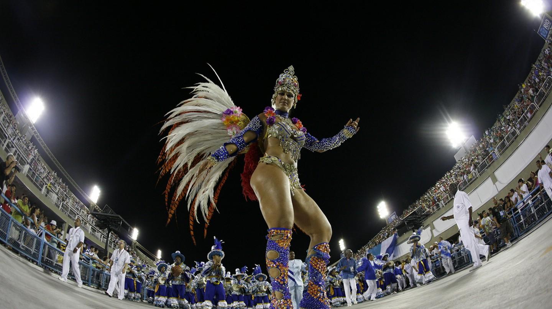 Samba dancer | © Elisangela Leite|Riotur / Flickr