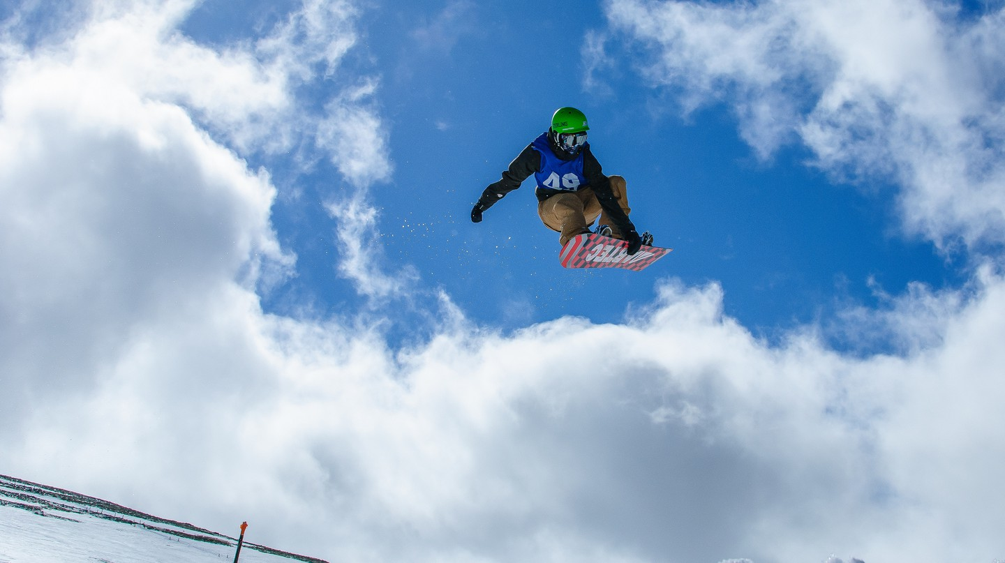 Highlander Freestyle, Cairngorm | © Robin McConnell/Flickr
