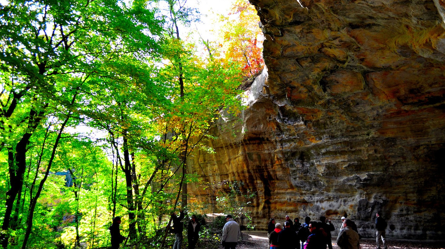 Starved Rock State Park | © Tom/Flickr