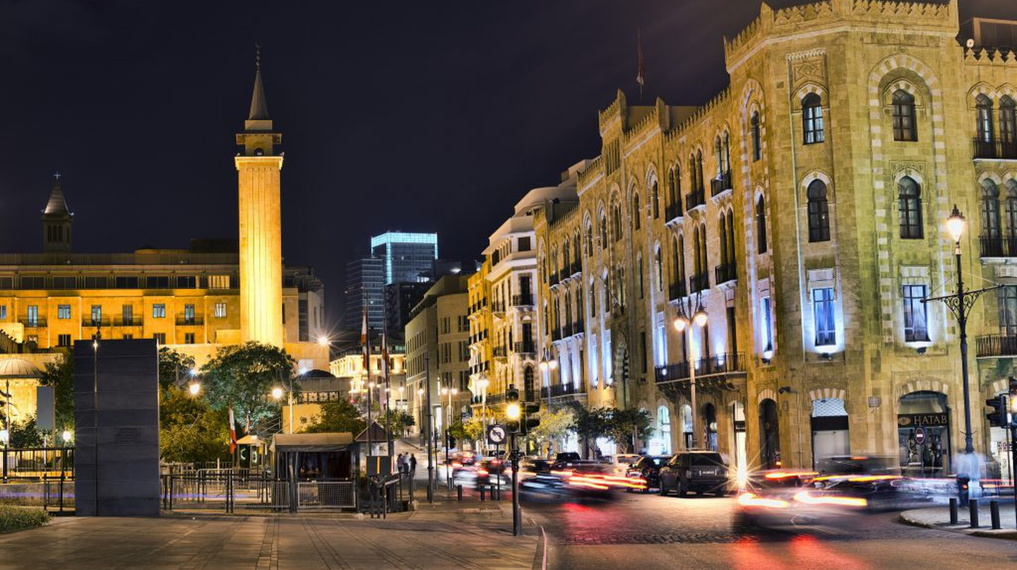 Downtown, Beirut | © Ahmad Moussaoui/Flickr