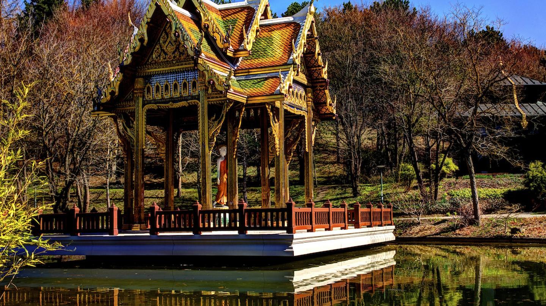 Thai temple in West Park    © Polybert49 / Flickr