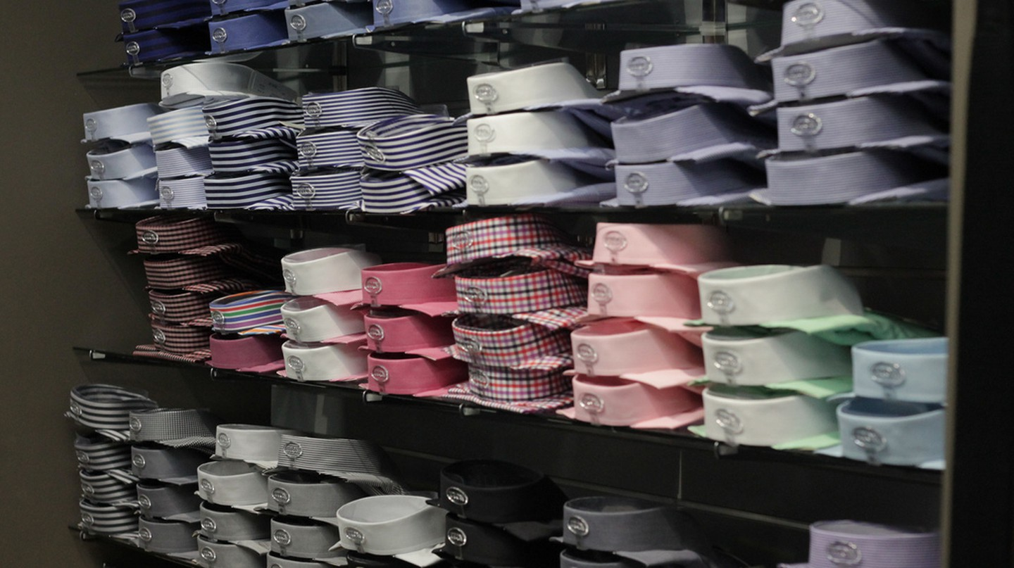 Dress Shirts | © Robert Sheie/Flickr