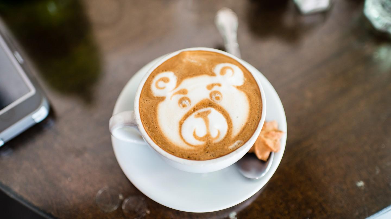 Latte art   © Jorge Gonzalez/Flickr