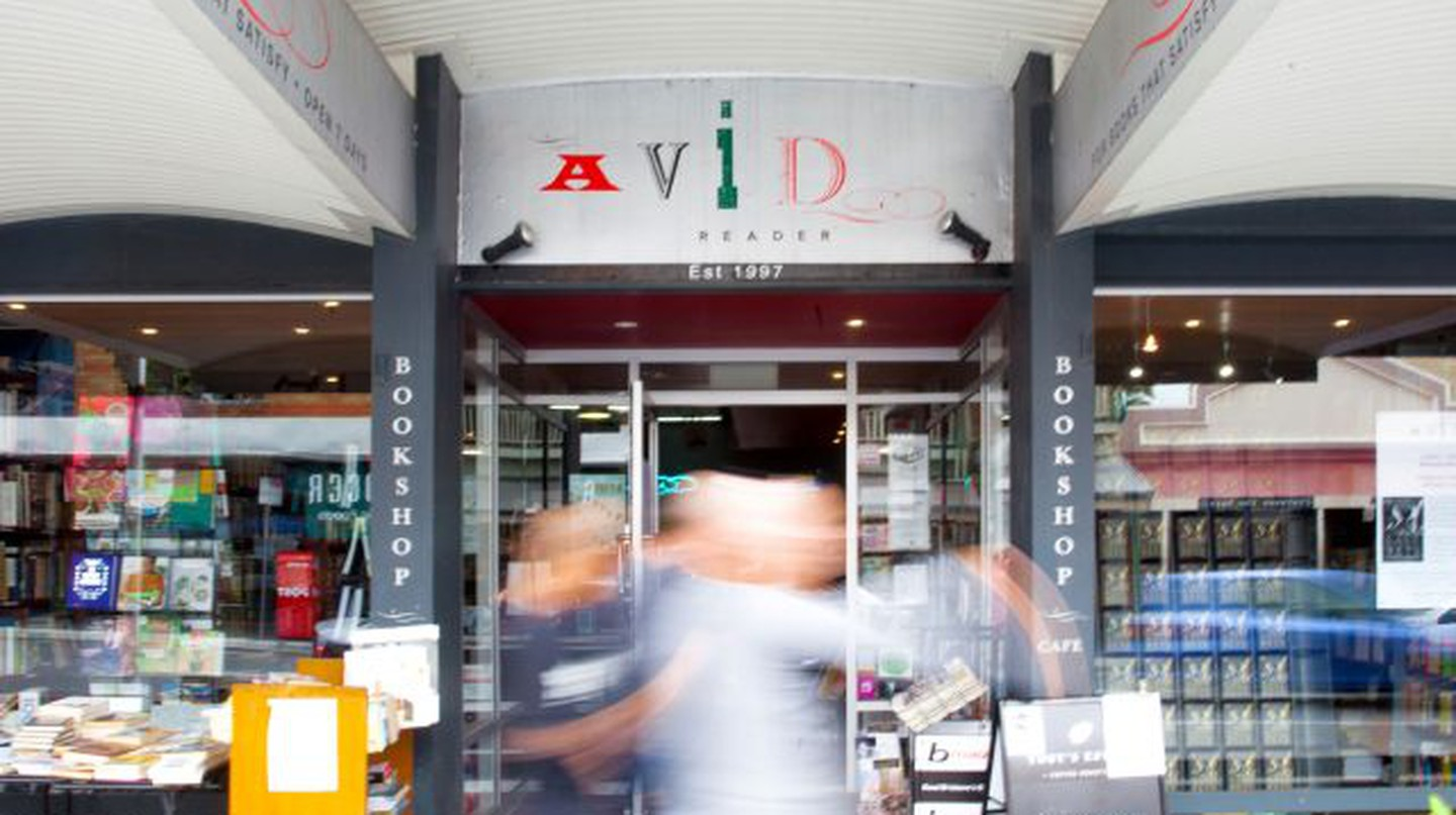 Avid Books, West End | © Avid Books