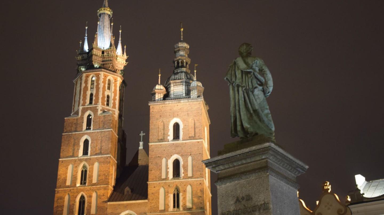 Krakow Buildings   © LiveKrakow.com