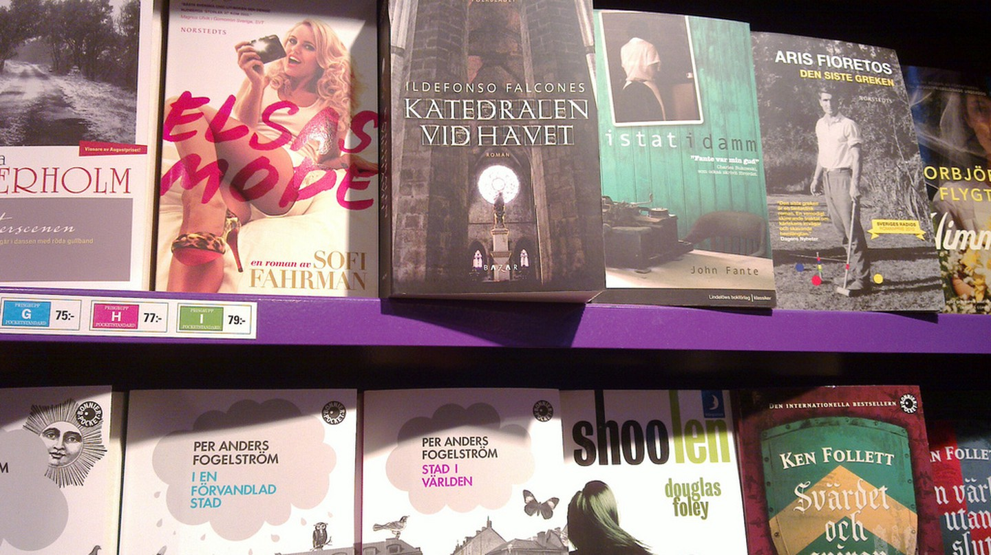 Stockholm's independent bookstores offer great variety | ©Marc Bres / Flickr