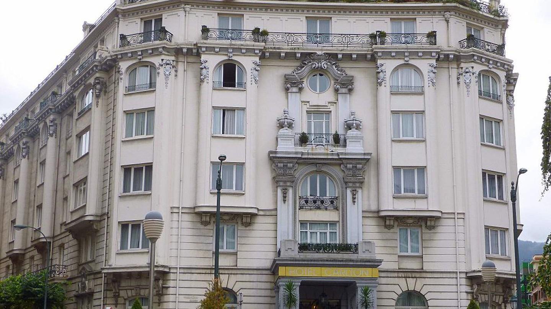 Hotel Carlton Bilbao   © Zarateman / Wikimedia Commons