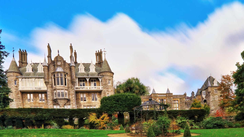 Château Rhianfa, courtesy of Paul Jenkinson/Flickr