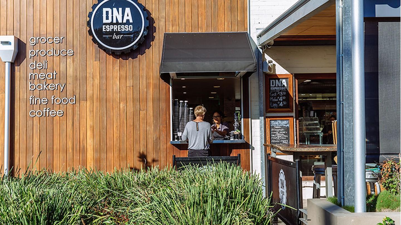 DNA Espresso Bar   © Hawthorn Garage