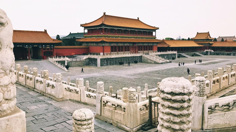Inside the Forbidden City | © Lizzy_IzIz/Pixabay