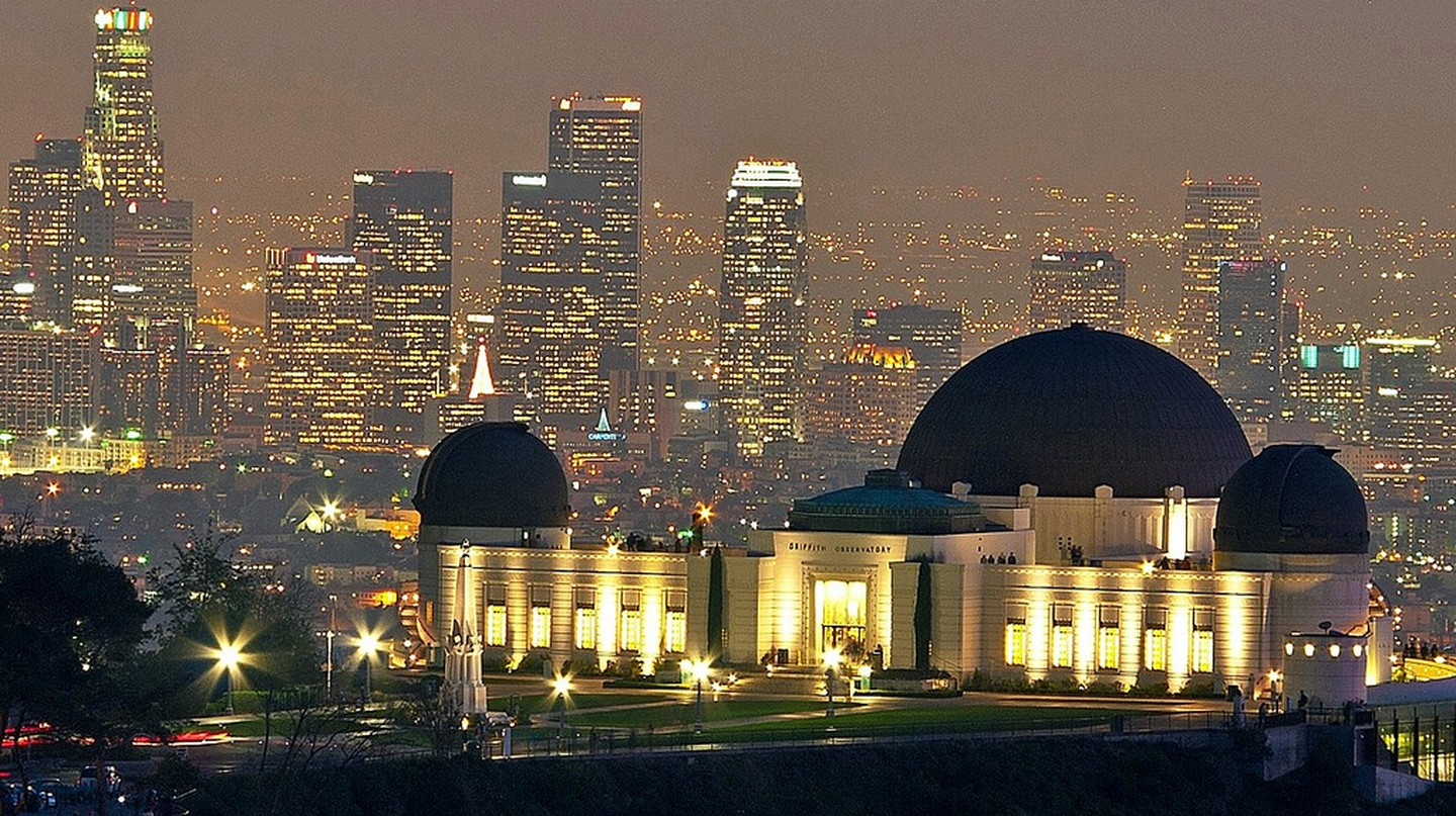 Griffith Park Observatory |  © Ron Reiring / Flickr