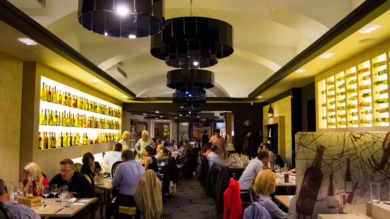 IKON Restaurant Debrecen    Courtesy of IKON Restaurant