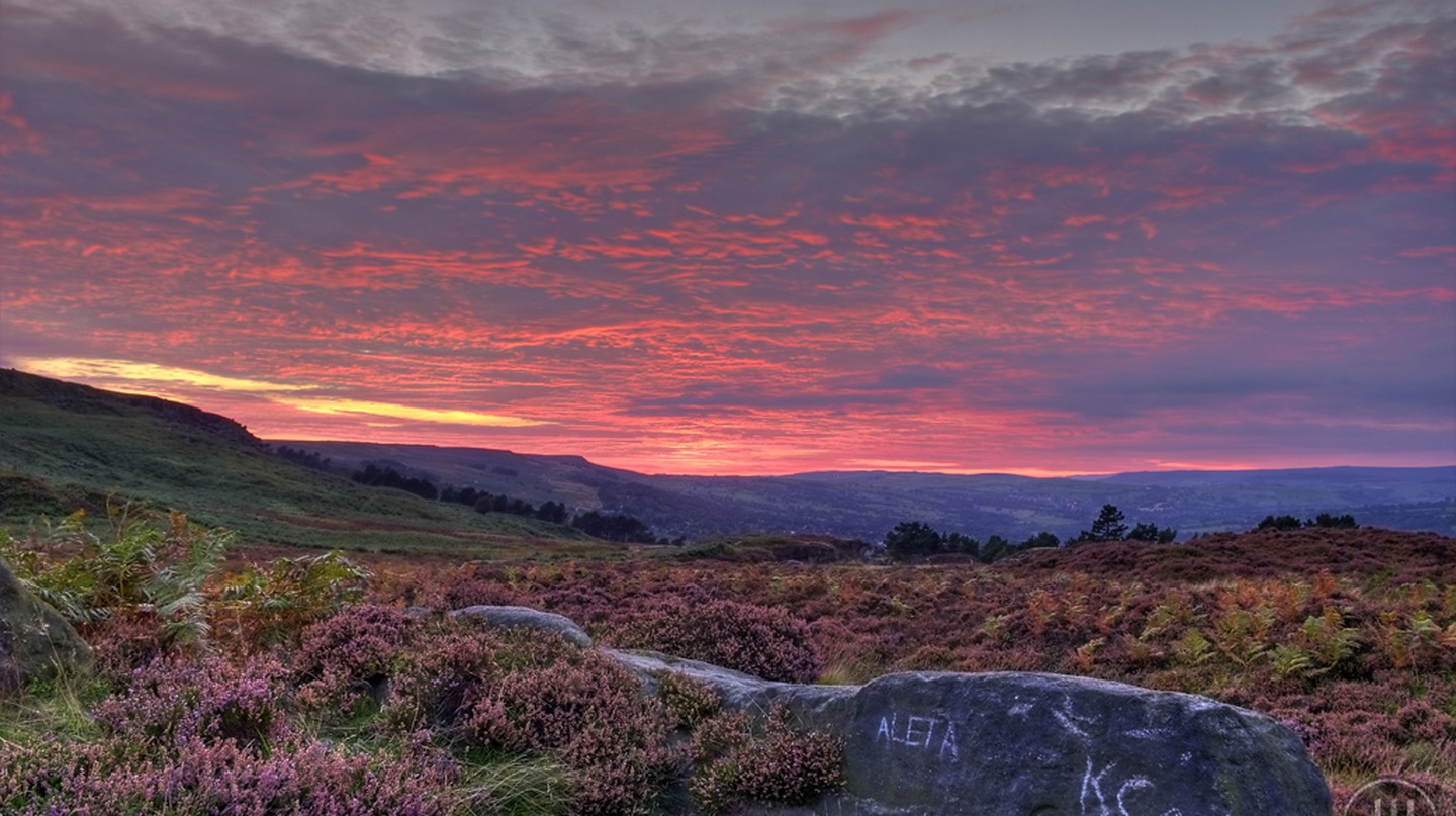 Ilkley Moor | ©  James Whitesmith / Flickr